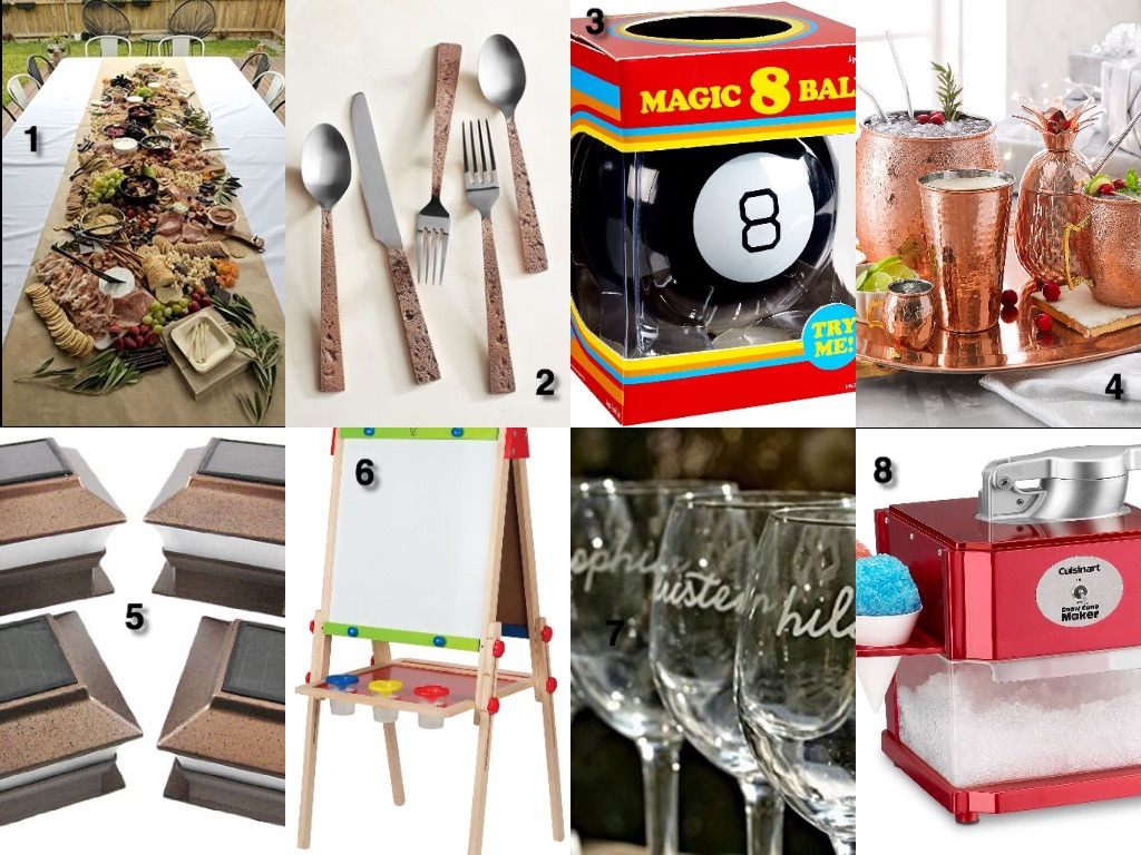 Pack Picks: Entertaining Essentials